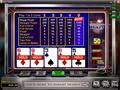 Queen Vegas Video Poker
