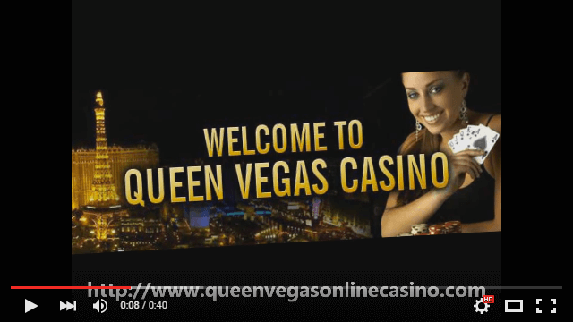 Queen Vegas Online Casino Video